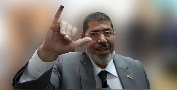 Moslembruder Mursi zeigt, wie Mohammedaner einen Staat übernehmen