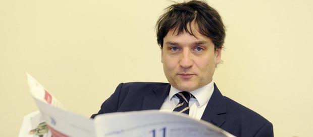 Beurkundeter Antisemit: Jakob Augstein