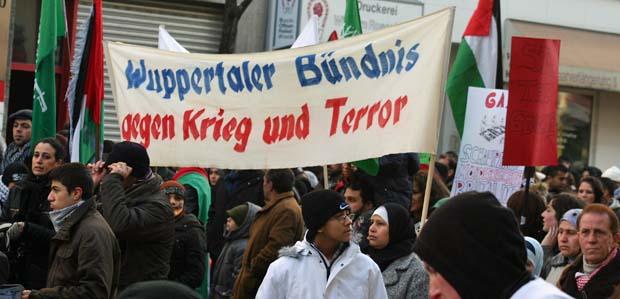 Antisemitismus in Deutschland: Linke und Mohammedaner gegen Israel