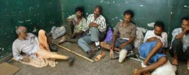 Endstation einer Nato-Soldatenkarriere: Gefängniszelle in Indien