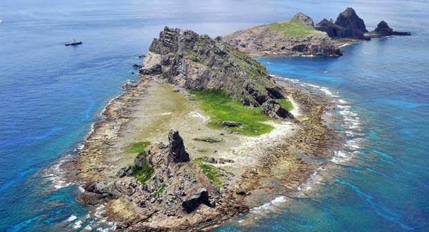 Die umstrittene Inselgruppe eignet sich besonders als Lebensraum für alleinstehende Kaninchen