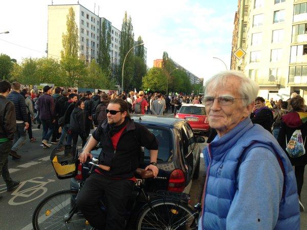 Maidemo 2016 in Berlin eskalierte - wie üblich