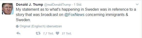 trump-sweden